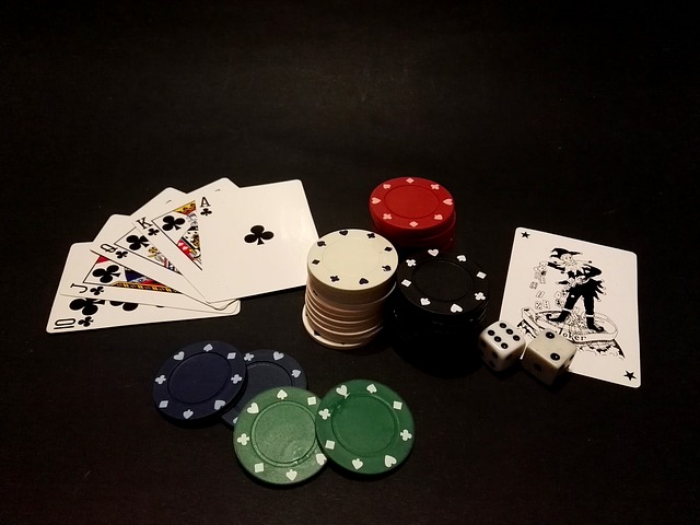 Poker Set Casino