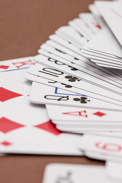 Gambling Casino Cards